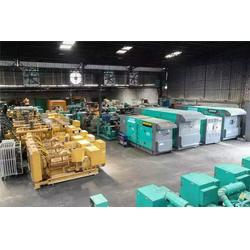 专业发电机回收_广州番禺沙湾镇发电机回收_展华回收图片