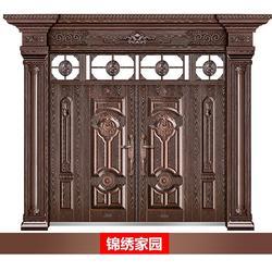门-华鹏道路护栏-不锈钢大门图片