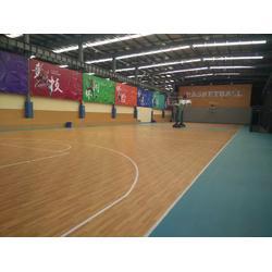 篮球场PVC地胶震颤范围图片