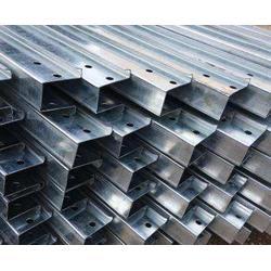 厂家直销镀锌钢几字钢骨架 适用于各种温室大棚图片