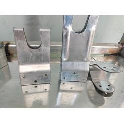 椭圆管卡 椭圆管卡规格 椭圆管全包连接件图片