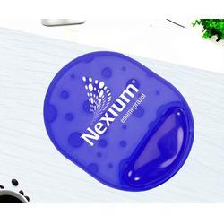 透明鼠标垫护腕工厂-葵力为您服务-上海透明鼠标垫护腕图片