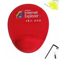 来样定做海绵护腕鼠标垫-葵力实力商家-广州海绵护腕鼠标垫图片