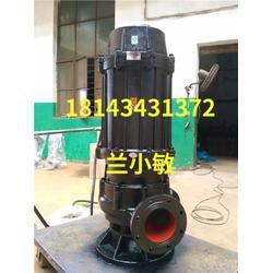 wq潜水式排污泵40WQ7-18-1.1kw专注于中高端市场潜水泵型号参数图片