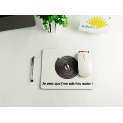 鼠标垫、天然橡胶锁边鼠标垫、葵力橡塑图片