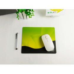 鼠标垫_葵力橡塑_硬面树脂广告鼠标垫