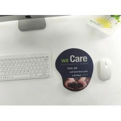 鼠标垫-葵力橡塑-广告护腕鼠标垫图片