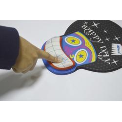 布面护腕鼠标垫,布面护腕鼠标垫生产厂,葵力橡塑(多图)图片