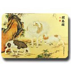 南京礼品桌垫_葵力橡塑_定制礼品桌垫加工图片