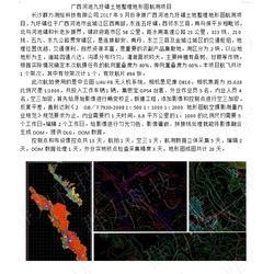 岳麓区群力承接镇土地整理地形图航测项目图片