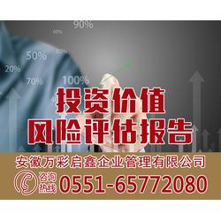 上海風險評估-項目風險評估-安徽萬彩(推薦商家)圖片
