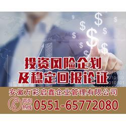 安徽万彩 项目风险投资评估-上海风险投资图片