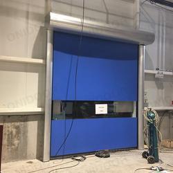 工业级 PVC快速卷帘门厂家直销图片