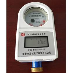 普通智能水表规格全_三诚电子(在线咨询)_江苏普通智能水表图片