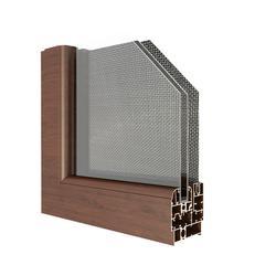 断桥铝门窗厂|合肥断桥铝门窗|合肥敬搏智能门窗公司(图)图片