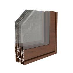 隔热断桥铝门窗,庐江断桥铝门窗,合肥敬搏智能门窗厂家图片