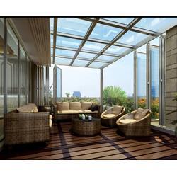 搭建阳光房、合肥阳光房、合肥敬搏智能门窗厂家(图)图片