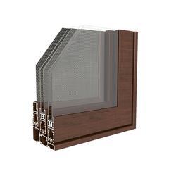 合肥断桥铝门窗-合肥敬搏智能门窗厂-品牌断桥铝门窗图片