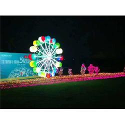 灯光展出租-巨旗展览(在线咨询)灯光展图片