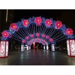 专业花灯订做-巨旗展览(在线咨询)花灯图片