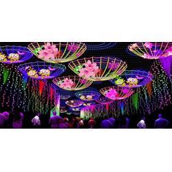 灯光节厂家、巨旗展览(在线咨询)、灯光节图片