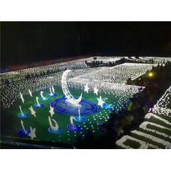 巨旗展览-灯光节图片