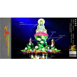 彩灯制作-巨旗展览-彩灯制作图片