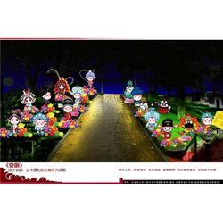 花灯厂家-花灯-巨旗展览图片