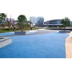 惠州专业自行车道地面施工,茂联建筑工程图片