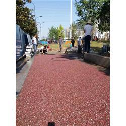 自行车道地面,茂联建筑工程,自行车道地面厂家图片