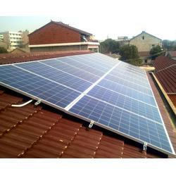 合肥烈阳-晶澳太阳能 光伏发电站维修-安徽光伏发电图片