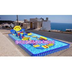 水上冲关游戏-水上冲关-蓝客游乐设备图片