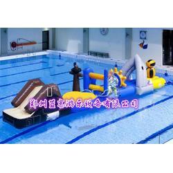 充氣移動水上樂園-移動水上樂園-水上沖關