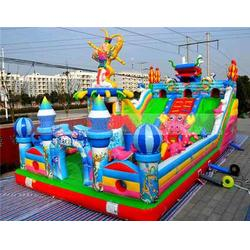 充气城堡-大型充气城堡多少钱-移动乐园(优质商家)图片