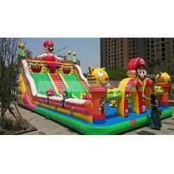 充气城堡-充气城堡赚钱吗-儿童充气堡乐园(优质商家)图片