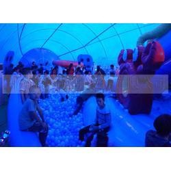 百万海洋球池滑梯-百万海洋球池-水晶宫乐园(查看)图片