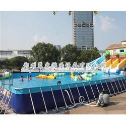 支架水池-大型支架水池-水上乐园(优质商家)图片