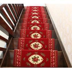 别墅楼梯地毯厂家-别墅楼梯地毯(安艺地毯)(查看)图片