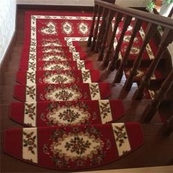 楼梯地毯订做,浙江楼梯地毯,安艺专业定制楼梯地毯图片