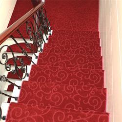 复式楼梯地毯|金华楼梯地毯|安艺地毯值得信赖图片