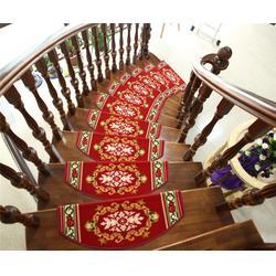 喜庆楼梯地毯定做-安艺地毯大众信赖-喜庆楼梯地毯图片