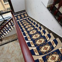 定制楼梯地毯工厂-江苏定制楼梯地毯-安艺专业定制楼梯地毯图片