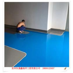 环氧地板漆,恒晟鑫地坪漆施工(优质商家),电子厂环氧地板漆图片