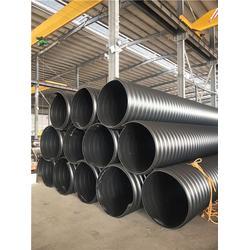 钢带增强波纹管,派力特管件,试压钢带增强波纹管图片