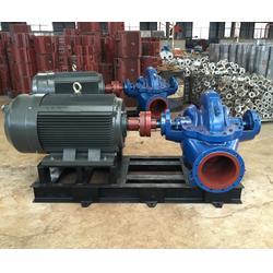 鄂尔多斯双吸泵|北工泵业|6SH-6双吸泵使用说明图片