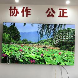 大屏拼接电视墙商 恩平大屏拼接电视墙 酒吧液晶拼接墙图片