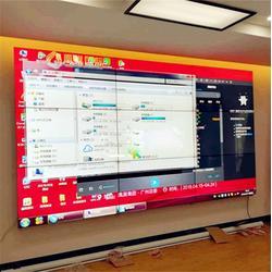 超窄边液晶拼接屏方案|广州晶创|天津超窄边液晶拼接屏图片