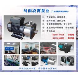 污水泵品牌-许昌污水泵-凌霄泵业型号齐全(查看)图片