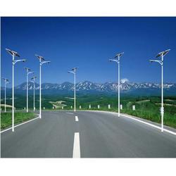 7米太阳能路灯灯杆|方硕光电科技|费县太阳能路灯图片