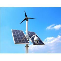 方硕光电科技 太阳能监控杆-介休太阳能监控图片